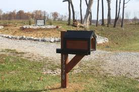 building a cool mailbox from a pallet for under 13 old world