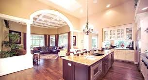 open house designs award winning open floor plans open concept house plans home design