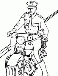 motorcycle pictures for kids coloring home