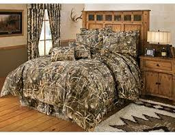 camo bedroom set furniture throws