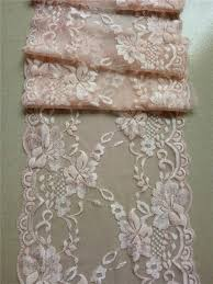 Blush Pink Table Runner Blush Pink Lace Runner 8