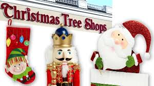 christmas tree shops store tour nutcrackers ornaments