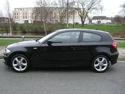 black bmw 1 series used bmw 1 series for sale in hatchback uk autopazar