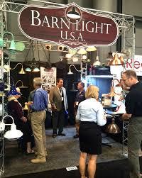 new york lighting company barn light usa wows lightfair international conference in new york