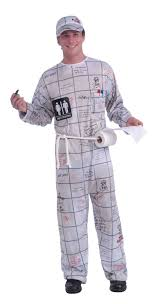 bathroom wall guy costume funny costumes for men