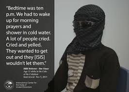 seven promises of isis to its female recruits u2013 icsve