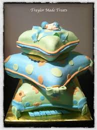 Unique Baby Shower Ideas by Unique Baby Shower Cakes Traylor Made Treats Tiered Baby Shower