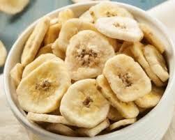comment cuisiner les bananes plantain recette minceur chips de bananes plantain au four