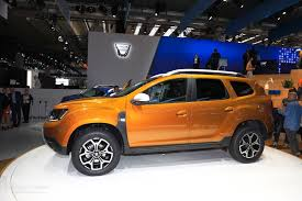 renault dacia duster 2017 2018 dacia duster 2 is probably the cheapest compact crossover in