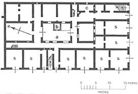 roman insula floor plan roman insulae and the house of diana a western contemporary