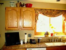 window treatments for kitchens kitchen modern curtains and valances windows over sink the window