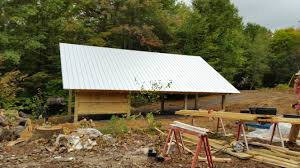 shed roof house home solar power on new tool shed mary g holland
