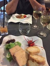 la cuisine nantes cassolette de st jacques et foie gras picture of la bosselle