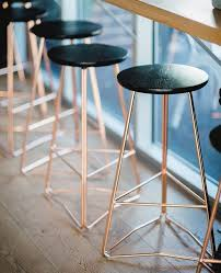 want want want these bar stools i just weighed mine about 30 s rose gold and black bar stools