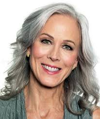 long gray hairstyles for women over 50 long grey haircuts hair