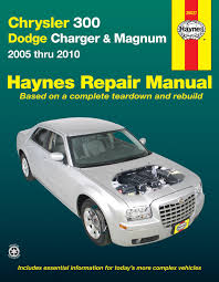 chrysler 300 05 10 dodge charger 06 10 u0026 magnum 05 08
