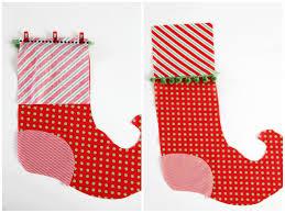 diy elf christmas stockings how tos diy