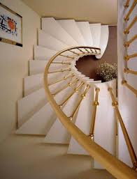 House Interior Steps Small Spiral Staircase Design With Luxury Gold Balustrade Design