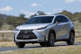 sporty lexus blue lexus nx 2018 review price specification whichcar
