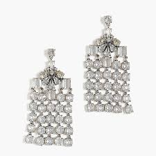 chandelier earrings women s chandelier earrings women s jewelry j crew