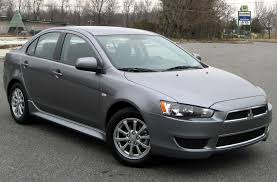 2012 mitsubishi lancer information and photos zombiedrive
