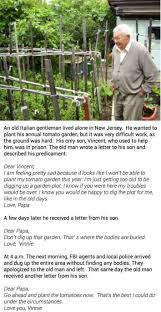 Sad Love Letters To Him Father Writes A Letter To His Son In Prison What Happens Next Is