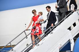 Vermont travel during pregnancy images Jared and ivanka on vacation during president 39 s meltdown daily jpg