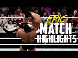 wwe 2k16 ps4 british bulldog vs x pac vs rikishi full match wwe 2k16 battleground 2016 rusev vs zack ryder ic title epic