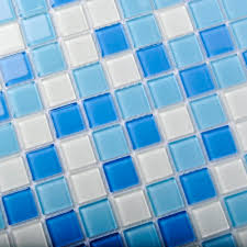 blue backsplash glass tile good light blue glass tile backsplash