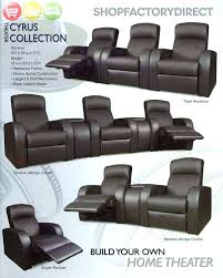 Theater Sofa Recliner Uncategorized Theatre Seating For Home For Pavillion