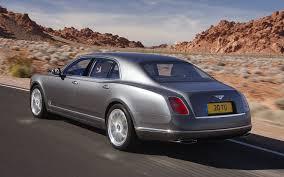 New Bentley Mulsanne Revealed Ahead Of Geneva 2016 Bentley Bringing