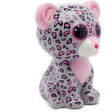 original ty beanie boos big eyes plush toy doll husky cat owl
