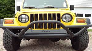 jeep front view jeep wrangler tj update 31