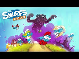 smurfs epic run fun platform adventure android apps google play