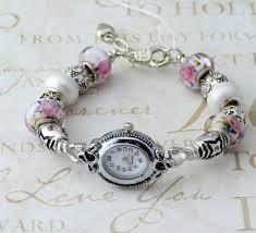 european style bracelet charms images European watch charm bracelets designsforanangel artfire shop jpg