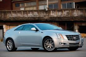 cadillac cts coupe 2011 cadillac cts coupe prices reviews and model information