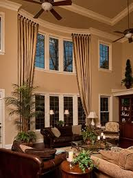 Extra Long Curtains Panels For High Windows Loft DraperyTreatment In