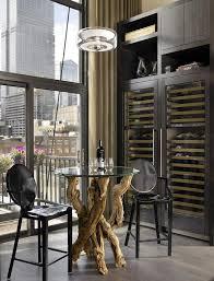 Shabby Chic Furniture Chicago by Columbus Bistro Tables And Porch Shabby Chic Style With Bay Window