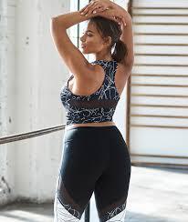 plus size workout clothes activewear fabletics