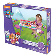 Folding Table And Chair Set For Toddlers Childrens Folding Table And Chairs Hello Kitty Kids Activity