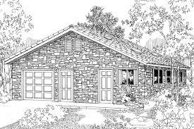 country house plans garage w shop 20 001 associated designs garage plan 20 001 front elevation