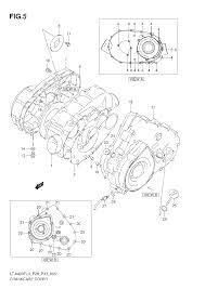 100 2006 suzuki king quad 700 repair manual amazon com warn