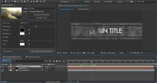 Displacement Map After Effects These Are The Latest Features In After Effects Cc 2017 Available