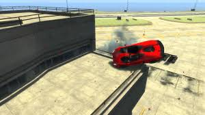 lamborghini veneno crash gta4 lamborghini aventador j crash test youtube