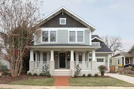 craftsman style bungalow craftsman style bungalow in del ray alexandria craftsman