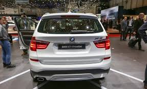 2016 bmw x3 review release date msrp price changes horsepower