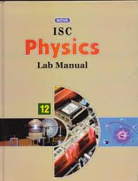 buy u0027isc physics lab manual class 12 u0027 at best prices online