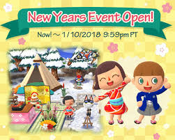 new year pocket animal crossing pocket c new years event commences animal