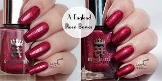 a england rose bower holographic free shipping at nail polish