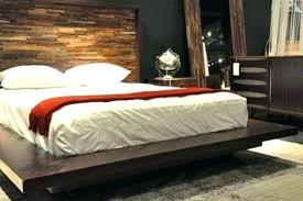 Reclaimed Wood Platform Bed Mash Studios Mash Lax Modern Solid Wood Platform Bed Reviews